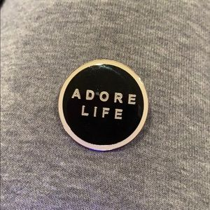 Other - Savages Adore Life collectible pin